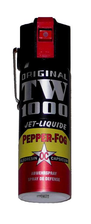 bombe de defense jet liquide formule gel au poivre rouge les 3 cannes. Black Bedroom Furniture Sets. Home Design Ideas