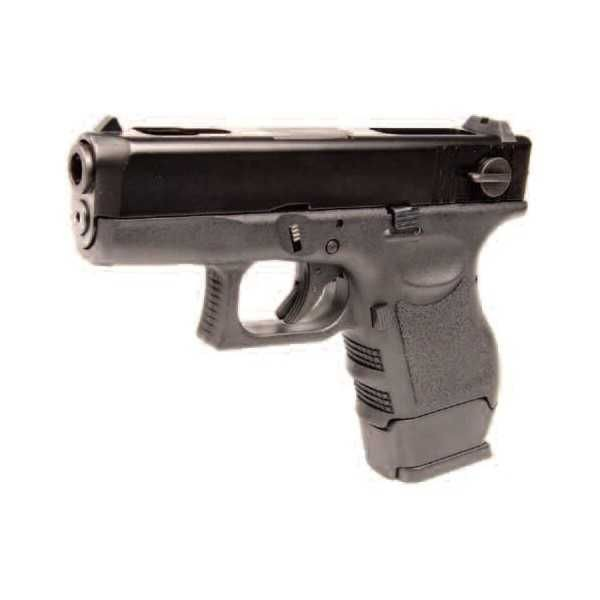 airsoft promo glock g26 fullauto pistolet bille 6 mm bb. Black Bedroom Furniture Sets. Home Design Ideas