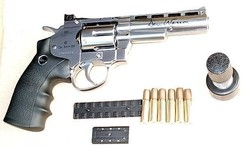 Dan Wesson Airsoft-ASG,PROMO Revolver Airsoft CO2 full métal