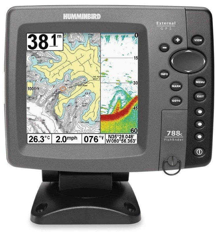humminbird 788c combo gps sondeur fishfinder humminbird 788 les 3 cannes. Black Bedroom Furniture Sets. Home Design Ideas